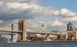 Brooklyn Bridge Water Fall