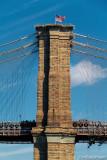 Brooklyn Bridge West Tower