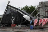 Stage collapse in Quebec City June 29 2009