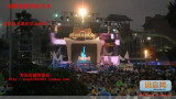 Video wall fell on Pepsi show in China