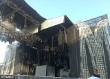 Stage Madonna tour 2009 when all up
