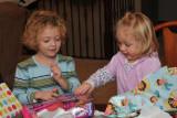 Macey's 3rd Birthday -  2008