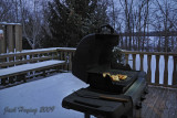 Winter Cook-out