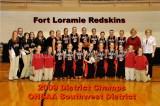 Fort Loramie Girls High School Basketball Distric Finals 03-07-2009