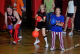 Dodgeball All-Star Determination