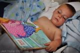 Nap-time reading