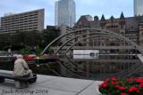City Hall area, Toronto, Canada