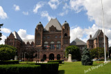 Ontario Parliament Building (Queen's Park South)