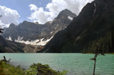 Chephren Lake, along the Icelands Parkway, Alberta, Canada