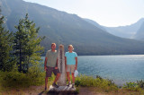 Day 5, Waterton National Park, Canada.  Hike to U.S.A.