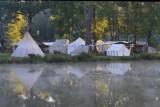 Mountain Man Encampment