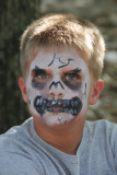This is Jack's photo before he puts on his normal makeup.