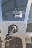B25 nose machine gun