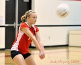 7th & 8th Grade Volleyball 10-08-2009