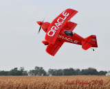 Sean D. Tucker low pass over the corn