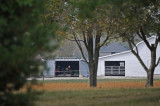 Neighbors barn at 500mm