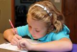 Homework for Ellie
