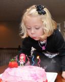Macey's 5th Birthday