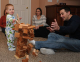 Mason Topples the Tower