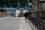 Crossing into Heidelberg