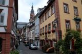 Narrow Streets of Heidelberg