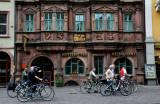 Ritter Hotel, Oldest Building in Heidelberg, built in 1592