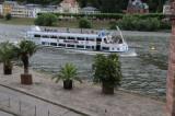 Tour Boats on the Neckar River