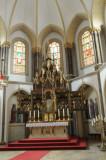 Altar in  St Gertrud