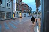 Street walker in Kolding, Denmark