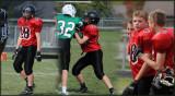 Nolan's 7th Grade Football Game
