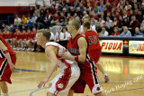 Fort Loramie Boys Basketball vs Houston