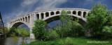 Big Four Railroad Bridge, Sidney, Ohio