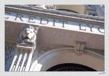 The Lion of Credit Lyonnnais - 2836