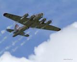 B-17 GATHERING & SCALE BIG-BIRD FLY-IN September 2010