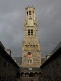 The Belfry, where the overhead shots were taken from.