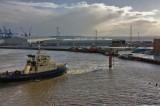 KIng George Dock 28-NOV-2008