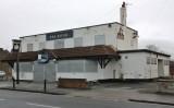 The Royal - Newbridge Rd. All but gone