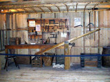 Recreation of Oville Wright's Workshop