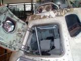 Outside the Apollo 7 Capsule