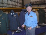 This British Gentleman was a member of the RAF during WWII stationed at Flight Command