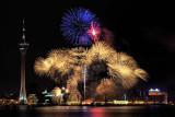 Macau Fireworks display 2009 (Sep-Oct)