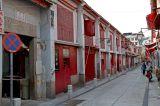 Rua da Felicidade - Macau