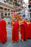 Buddhists Monks - Macau
