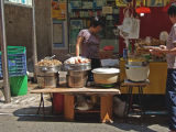 Peanuts, Salted Eggs and Fish Balls