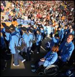 Athletes Parade