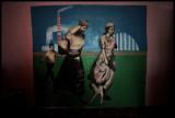 Paul Gent's Mural - Plemetina