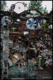 Isaiah Zagar's mosaics