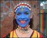 Bill Brookman's Blue Girls!