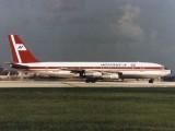 B707-320 YN-CDE