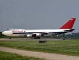 B747-200  N608US